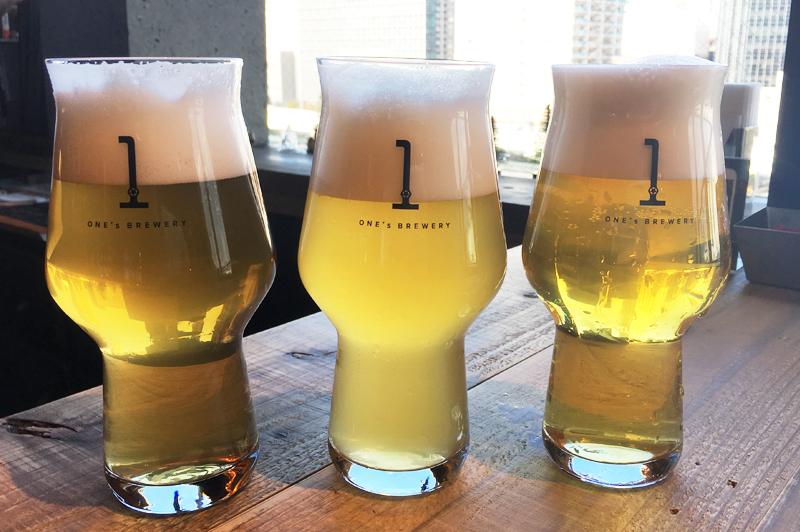 クラフトビール3種類