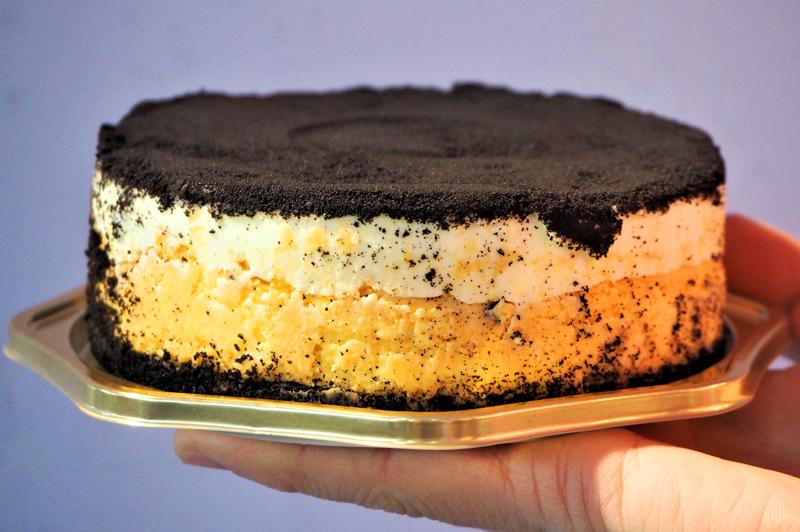 黒いチーズケーキ Sホール