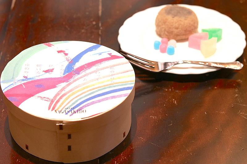 老舗菓子店『長崎堂』のお菓子