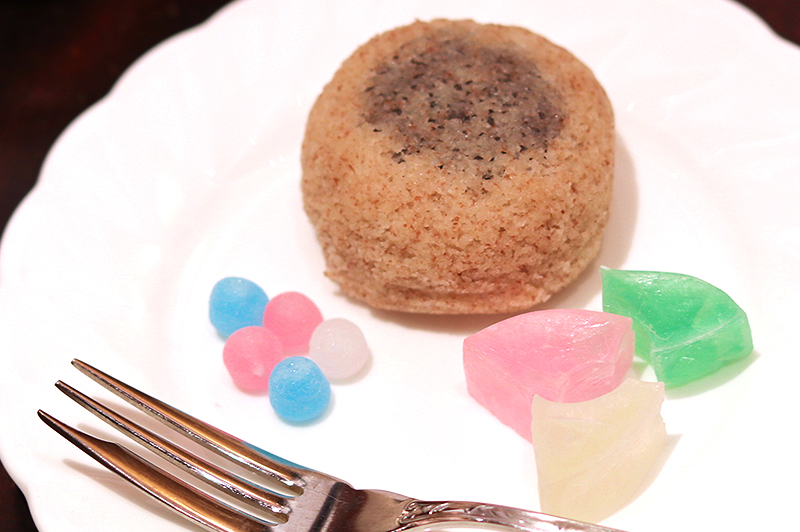 赤米饅頭と虹のかけらとクリスタルボンボンのセット