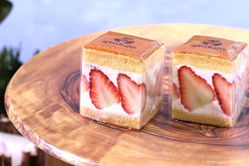 苺のサンドケーキ2個