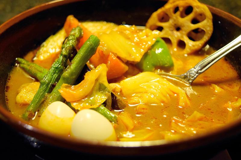 住吉区・あびこのスープカレー専門店『アジアンバー ラマイ』は挽きたてのスパイスや自分流のアレンジが…
