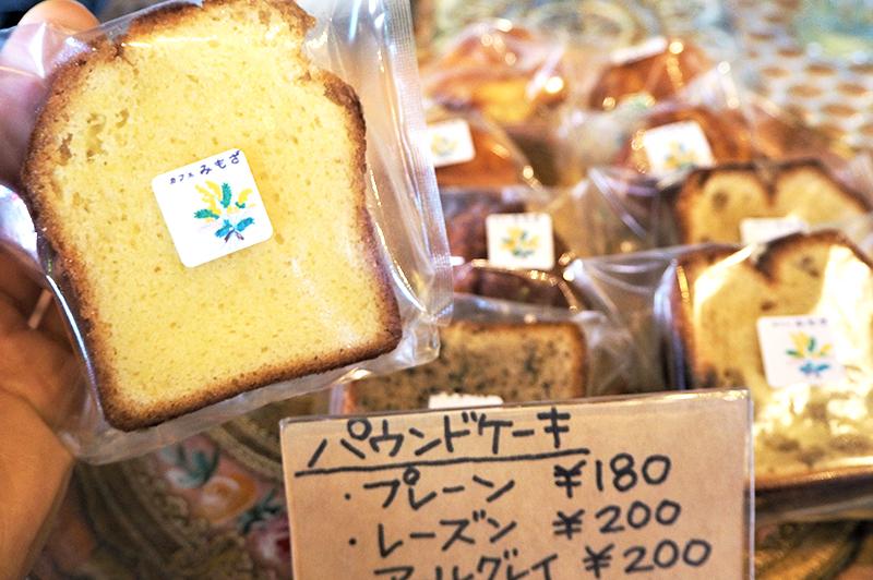 パウンドケーキなどの焼き菓子