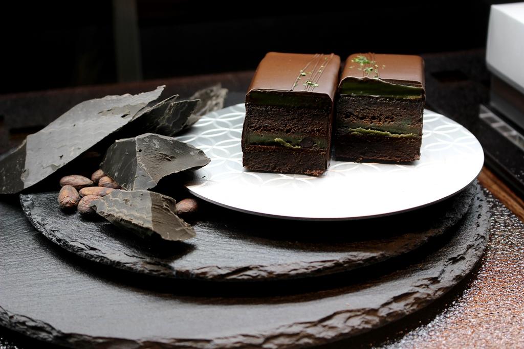 ショコラバー京黒抹茶