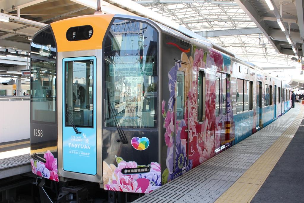 「野球」がつないだ、日本と台湾の新たな縁! 『阪神電気鉄道』と台湾『桃園メトロ』連携記念ラッピング…
