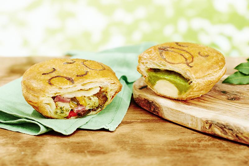 梅田・京都のパイ専門店『パイフェイス』に、新緑の季節にぴったりのパイが期間限定登場