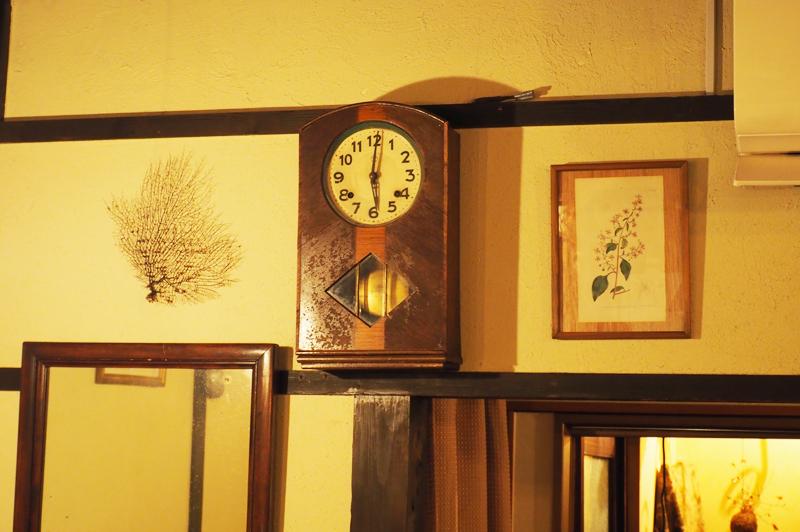ゼンマイ式時計