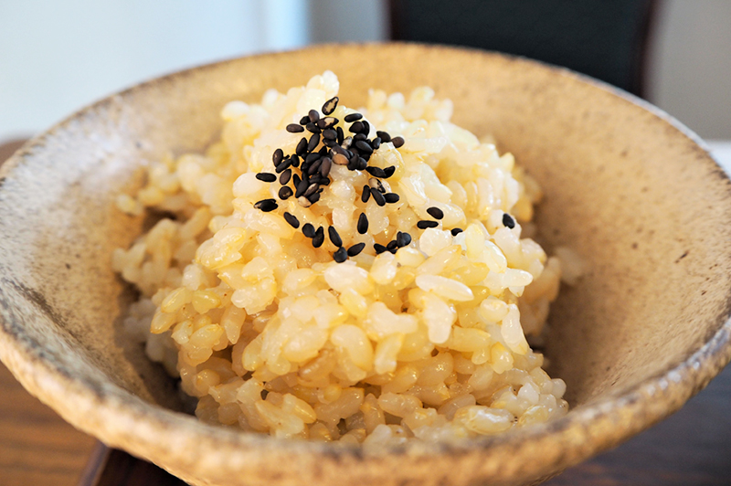 丹波産、特別栽培の玄米