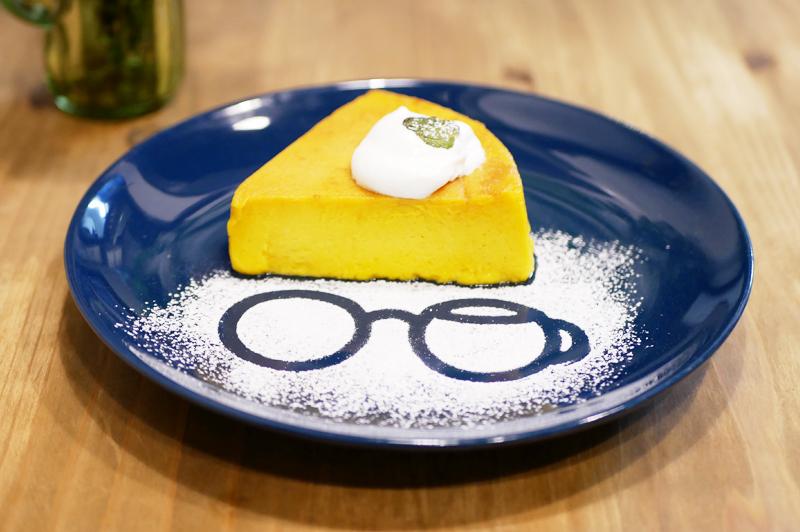 池田さんのかぼちゃケーキ