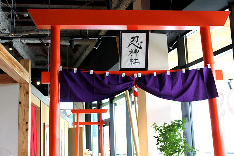 「NINJA VR 弥助」(2,700円)、「忍者の衣装レンタル」(1,080円)