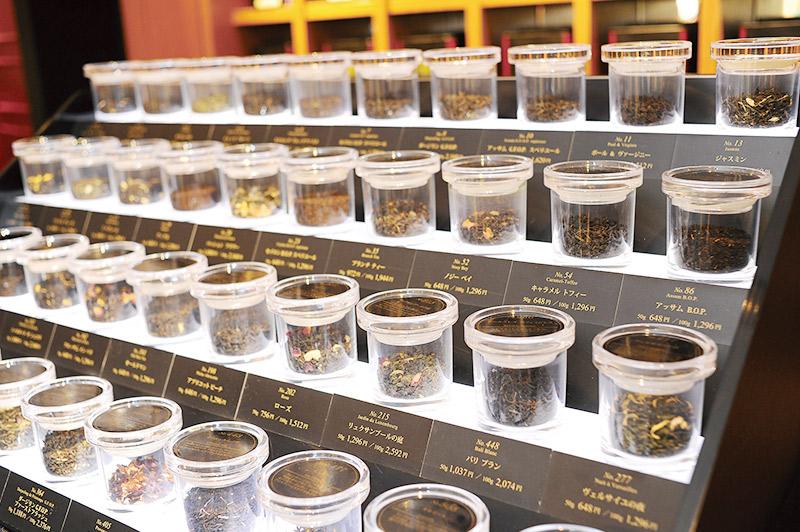 ティーサロン『ダマンリュミエール 髙島屋大阪店』で選び方からペアリングまで!奥深い紅茶の世界を楽しむ