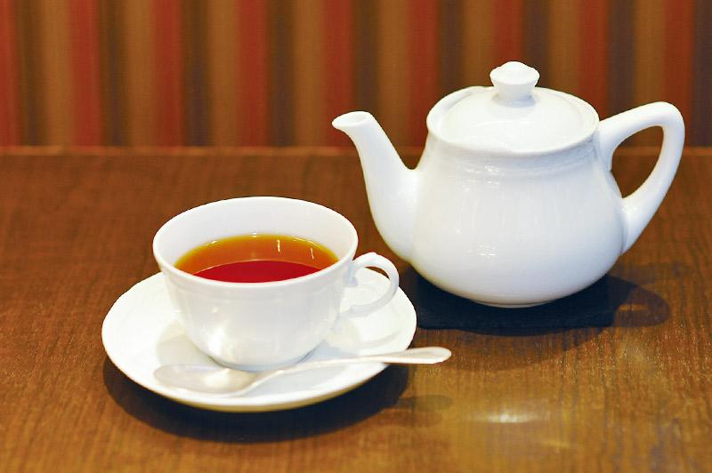 4レッドフルーツの紅茶