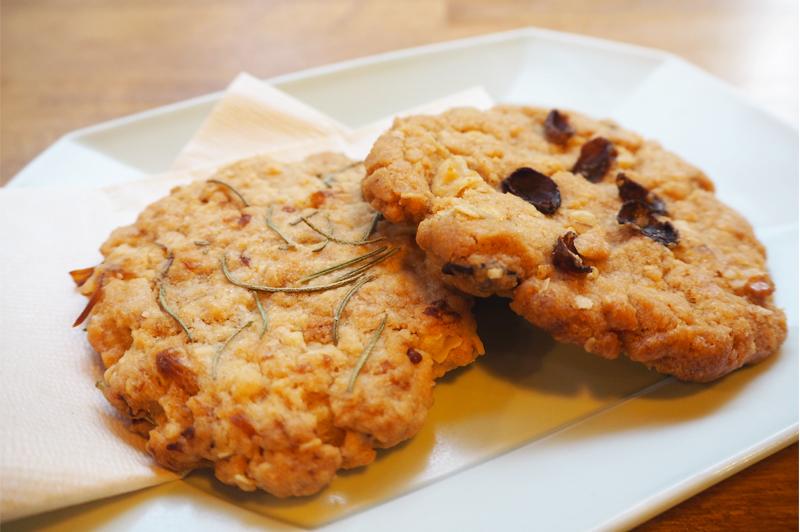 店主の気まぐれクッキー