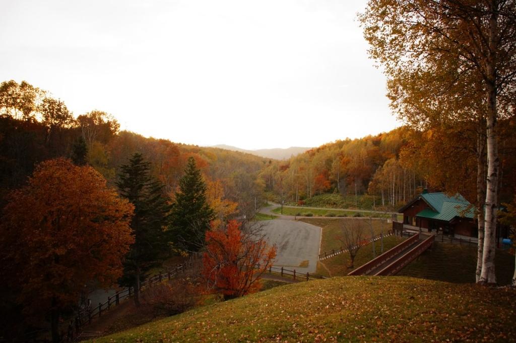 s-03鍾乳洞ふれあい公園の秋風景