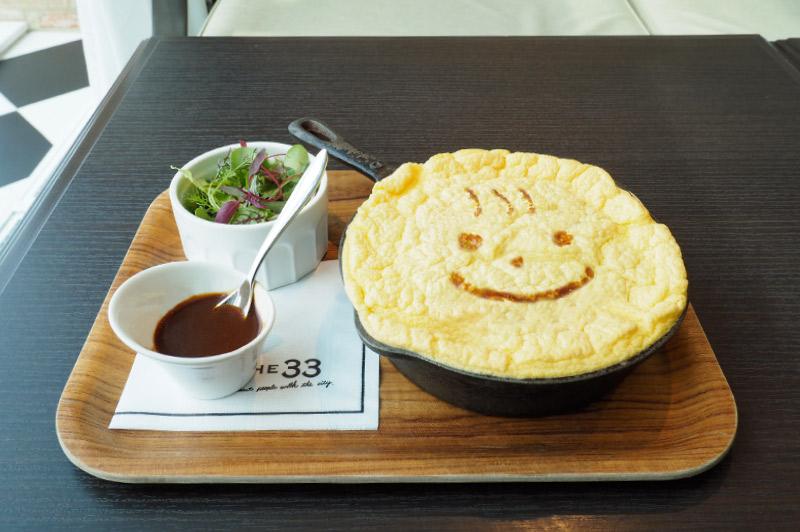 33Fから大阪の街を一望できる梅田『The 33 Tea&Bar Terrace』で、フォトジェニックな料理とスイーツを♪