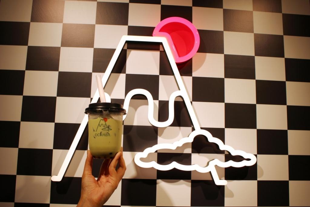 【なんば】東京・新宿で大人気の日本茶ミルクティー専門店『OCHABA』、なんばに7/12(金)初登場