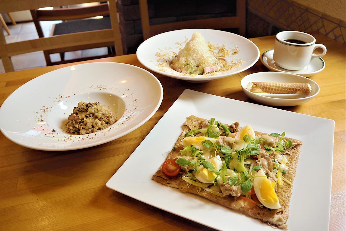 【福島】蕎麦&鴨の創作料理店『foujita』。アイデア満載のランチセットで日常にご褒美を