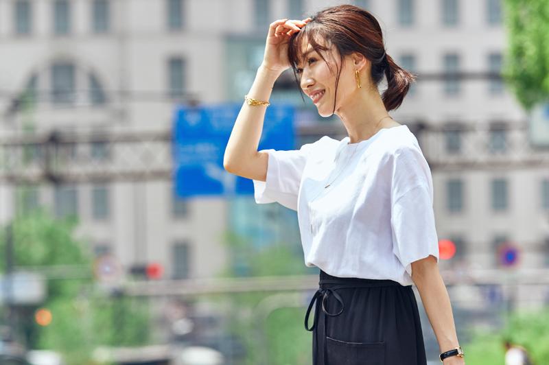 30代からのデート服!関西おでかけスポットのオススメ夏コーデ7選