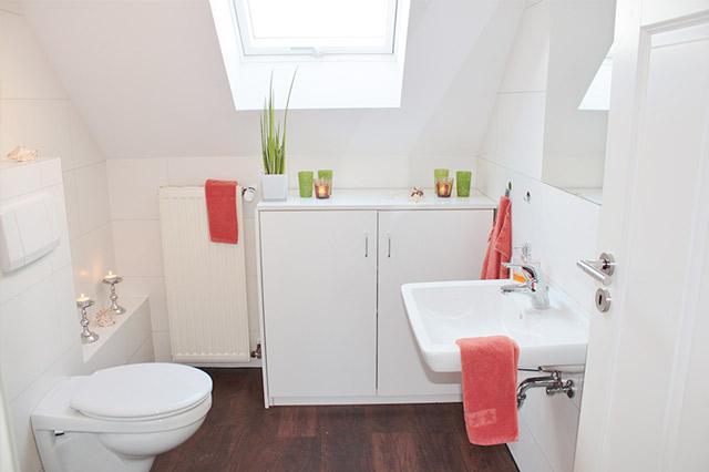 除菌シートとクエン酸スプレーで!サクッときれいにトイレの掃除