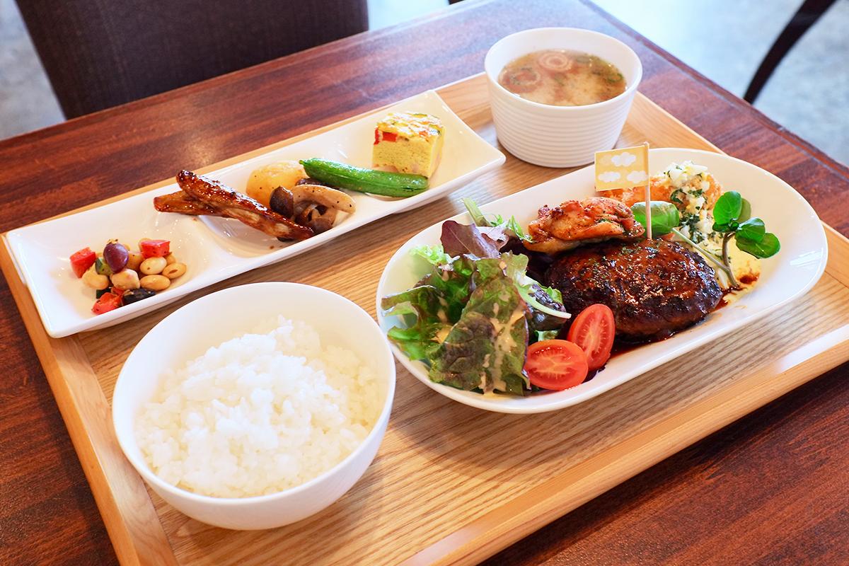 【嵐山】『Le Bouchon T Masako(ル ブション ティ マサコ)』の洋風おばんざいランチ