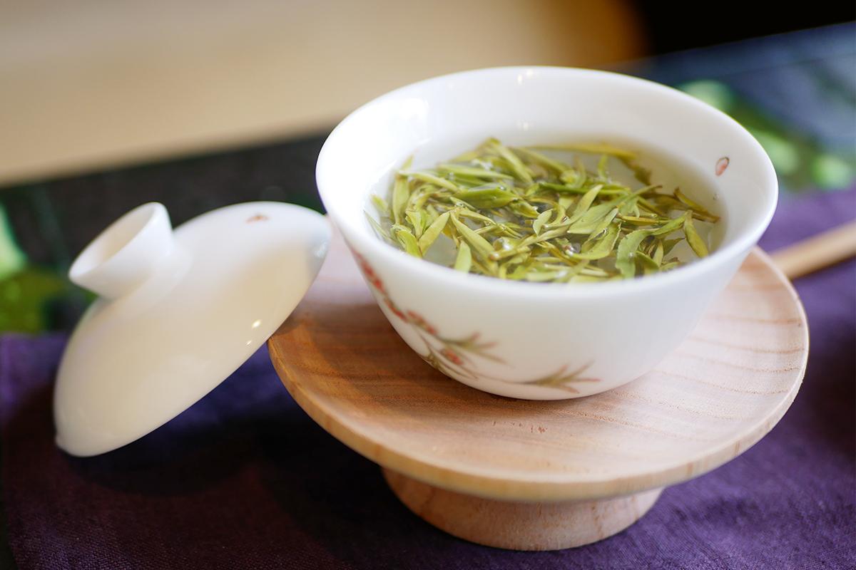 【玉造】『可笑的花(オカシナオハナ)』でいただく本格的な中国・台湾茶に、気分は海外旅行!