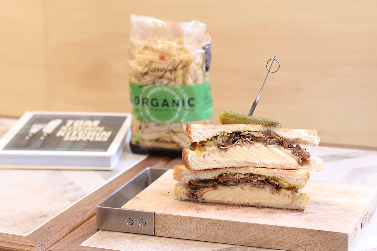 『ASAKARA GOOD STORE』でおいしい朝食を食べ、1日をハッピーにスタートする!