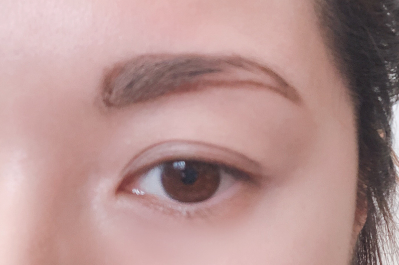 なりたい眉毛の形