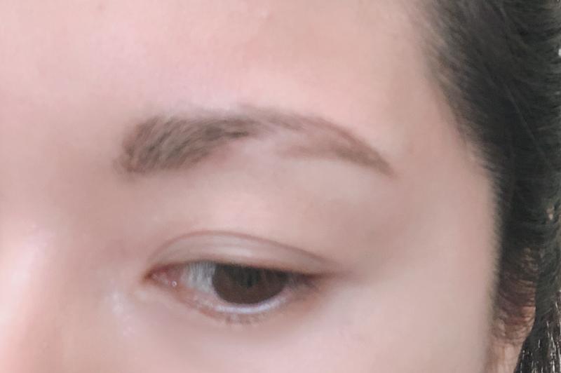美しい眉毛の書き方