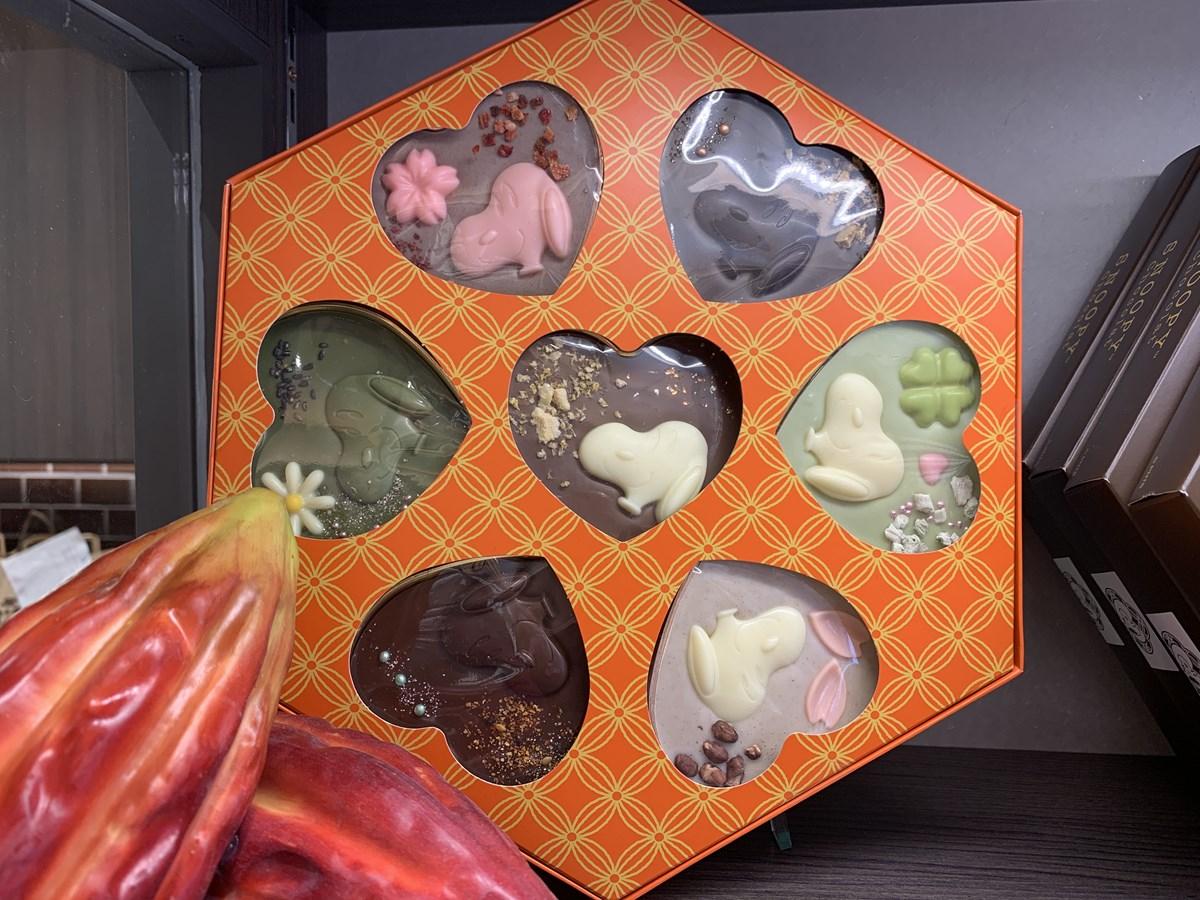 全7種セット(柚子/抹茶&ごま/ほうじ茶&黒豆/紫蘇&ストロベリー/あずき/わさび/七味・4200円)も用意