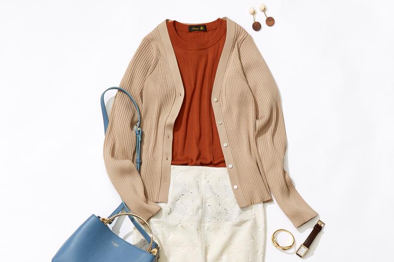 あなたはどう着る?カーディガンを使った秋冬の気温で変えたい着こなし7選!