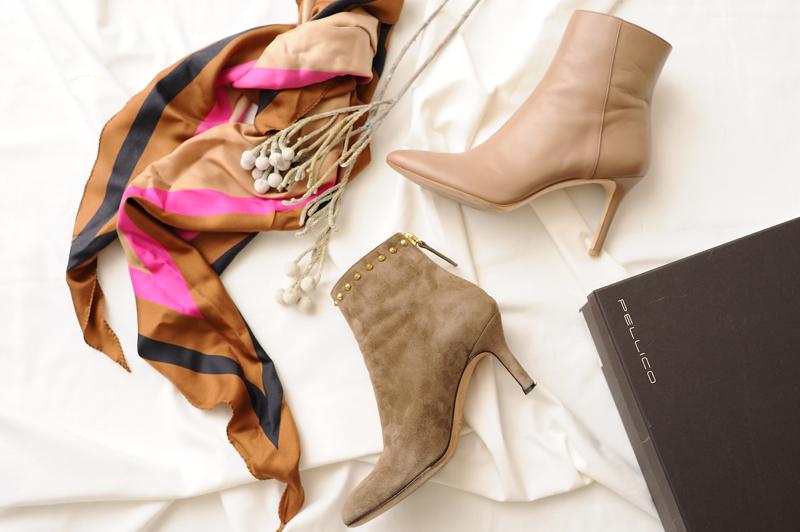 ショートブーツどう合わせる?3つのコツでワンピース&スカートの美人コーデを手に入れよう