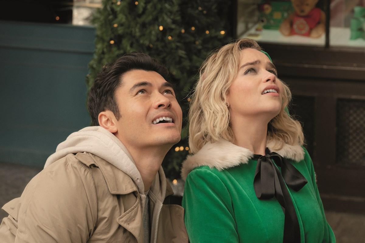 映画『ラスト・クリスマス』