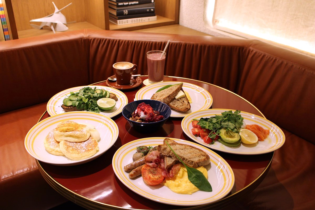 【梅田】『bills 大阪』限定!オープン2周年記念ブレックファストコースで贅沢な朝時間を