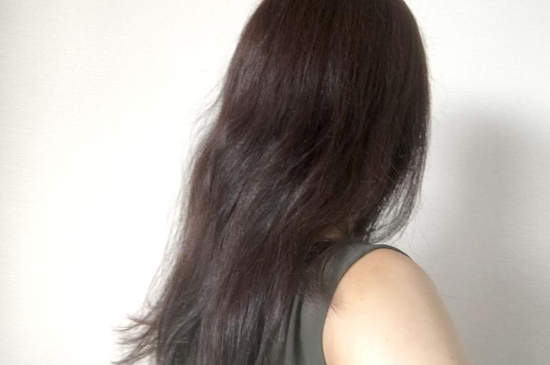 大人の髪が乾燥する原因