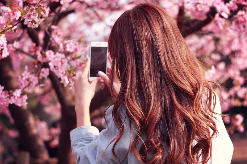 髪を早く伸ばすには、美髪を心がけよう!
