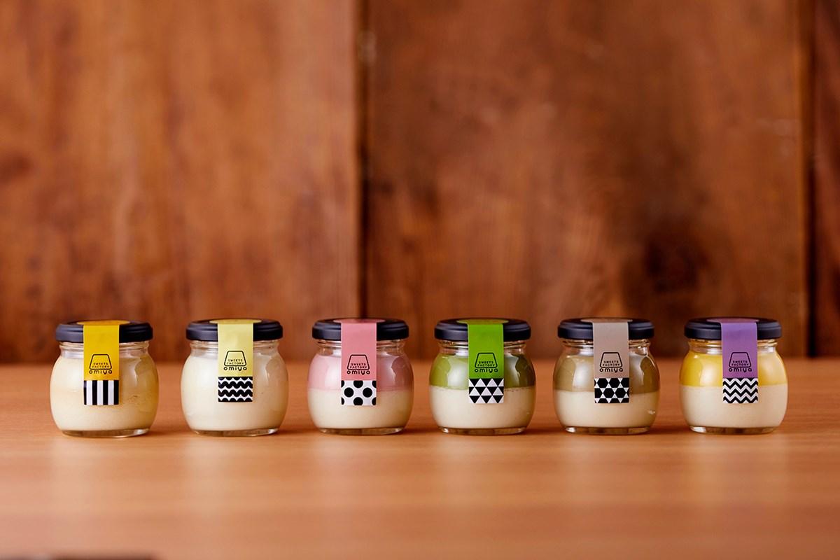 【心斎橋】1つで二度美味しい、チーズケーキプリン専門店『omiya ~sweets factory…