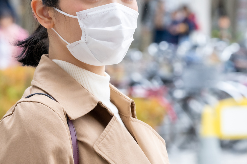 マスクをしても崩れにくい!毎日メイクのコツとは?