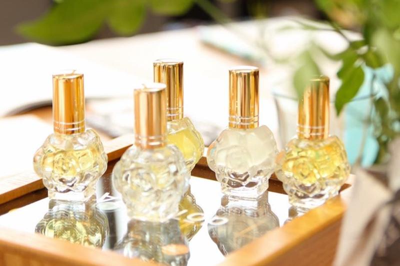 香水を選ぶ際のポイント