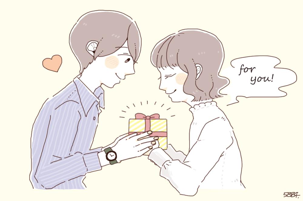 彼氏へのプレゼント選びに迷っている方へ。彼女からもらって嬉しかったもの8選