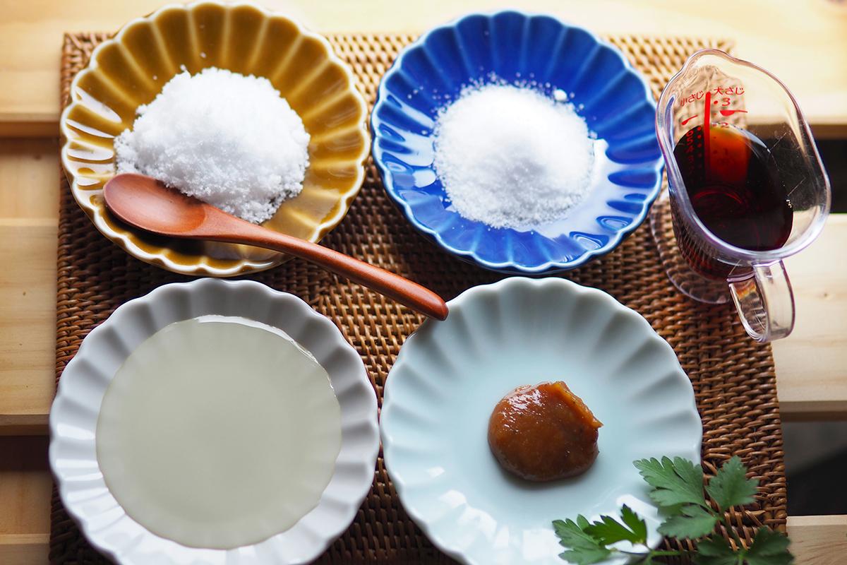 調味料を変えてワンランク上のおうちごはんに!天然素材や伝統製法のものを