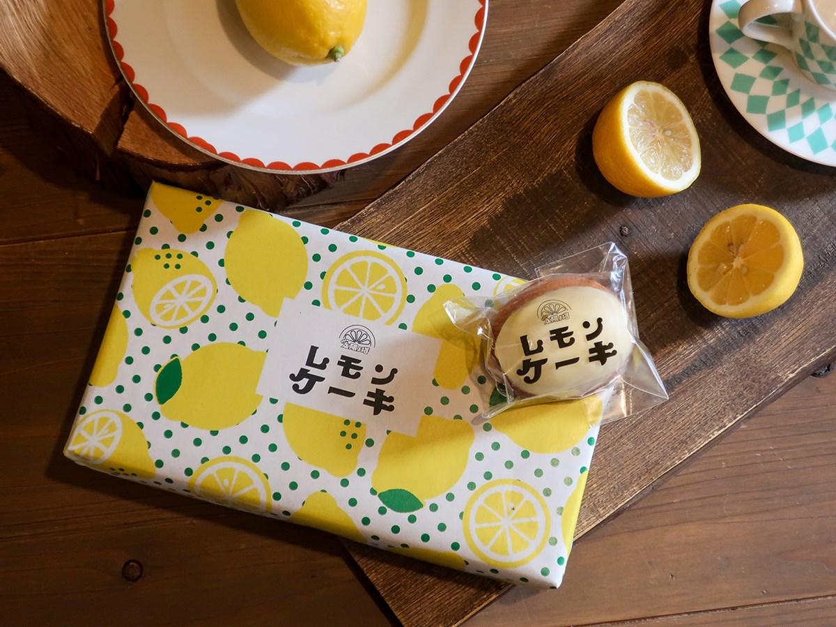 大阪生まれ大阪育ちのレモンケーキ「タイヨウノレモンケーキ」が6月初旬より販売開始