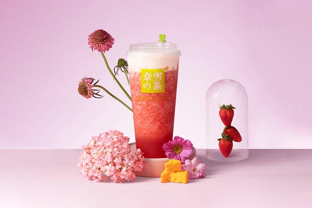 【道頓堀】大阪・心斎橋に日本初上陸!ティードリンクブランド『奈雪の茶』2020年7月4日オープン