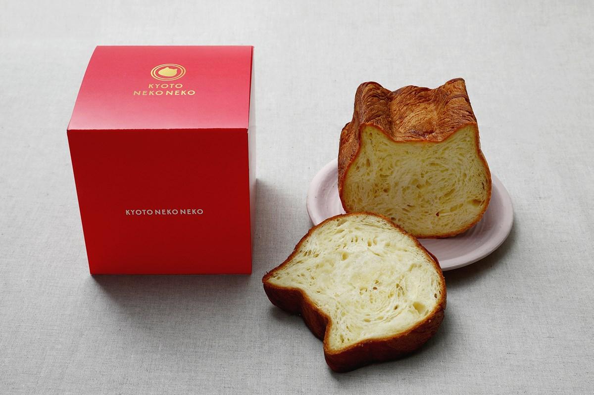 【四条】『京都ねこねこ』オープン!ねこの形のスイーツ&ベーカリーは手土産やプレゼントにも