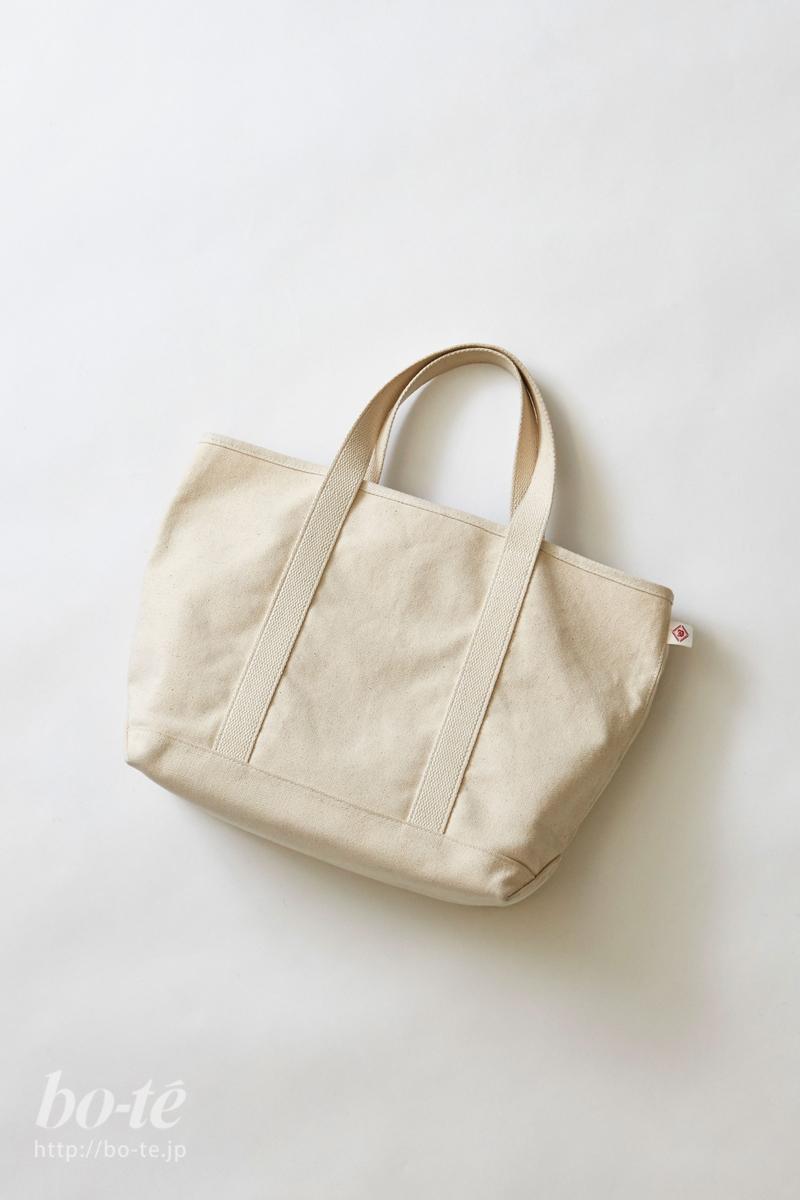 ドレステリアの定番帆布トートバッグ