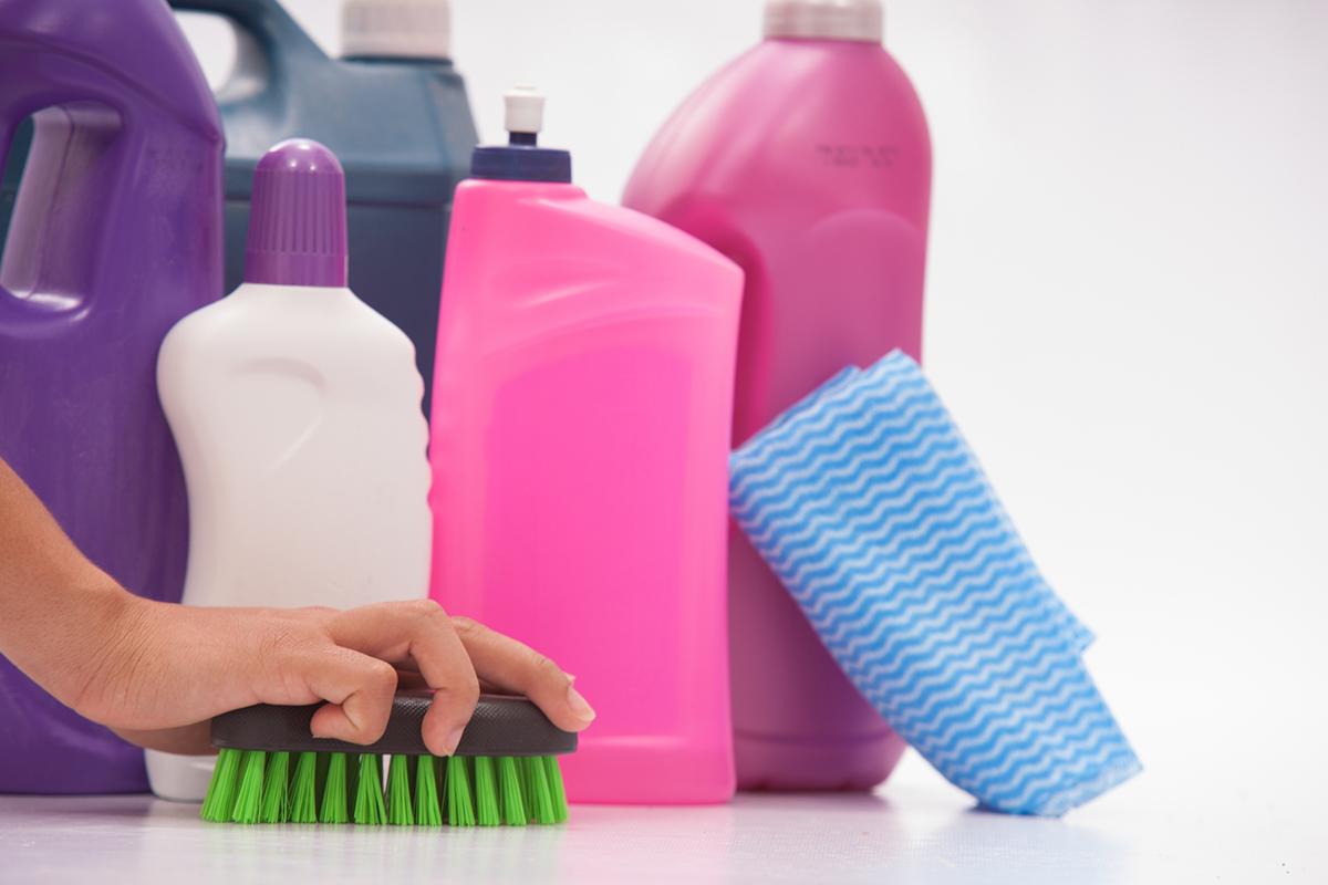 市販の洗剤