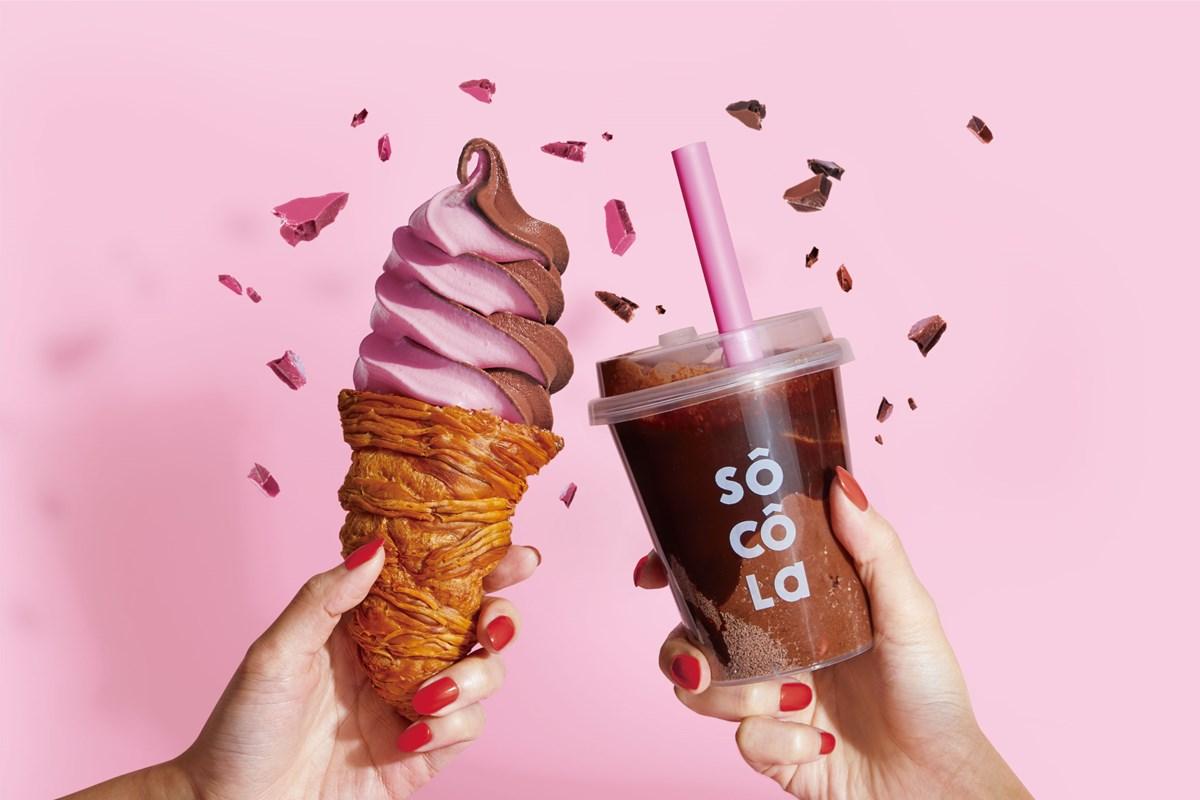 【なんば】『濃厚チョコレート専門店 SÔ CÔ La(ソコラ)』オープン!純生チョコレートの濃厚な…