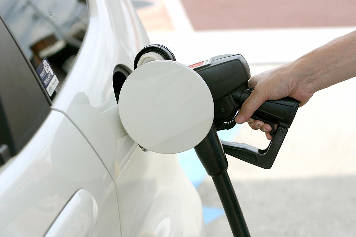 ガソリンの節約