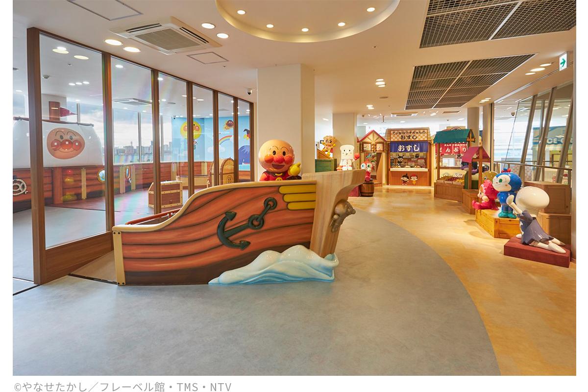 【神戸】アンパンマンにまた会える!『神戸アンパンマンこどもミュージアム&モール』約4カ月ぶりの営業…
