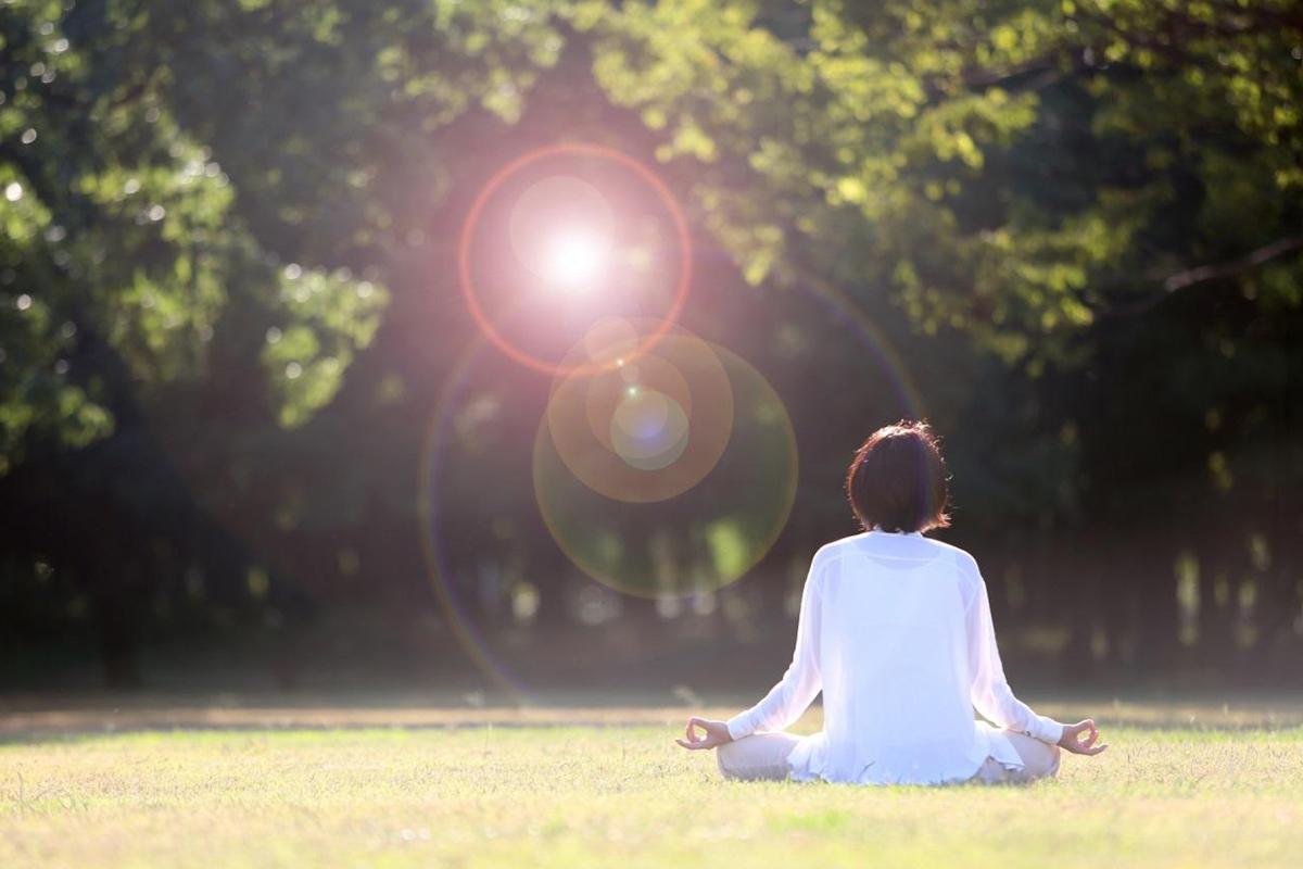 ストレス解消につながるヨガの呼吸法