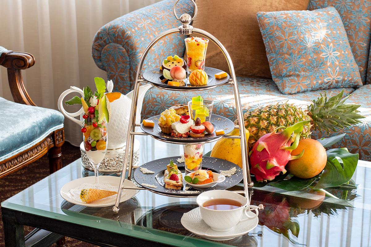 『ウェスティンホテル大阪』のアフタヌーンティーセットが7月1日からスタート!
